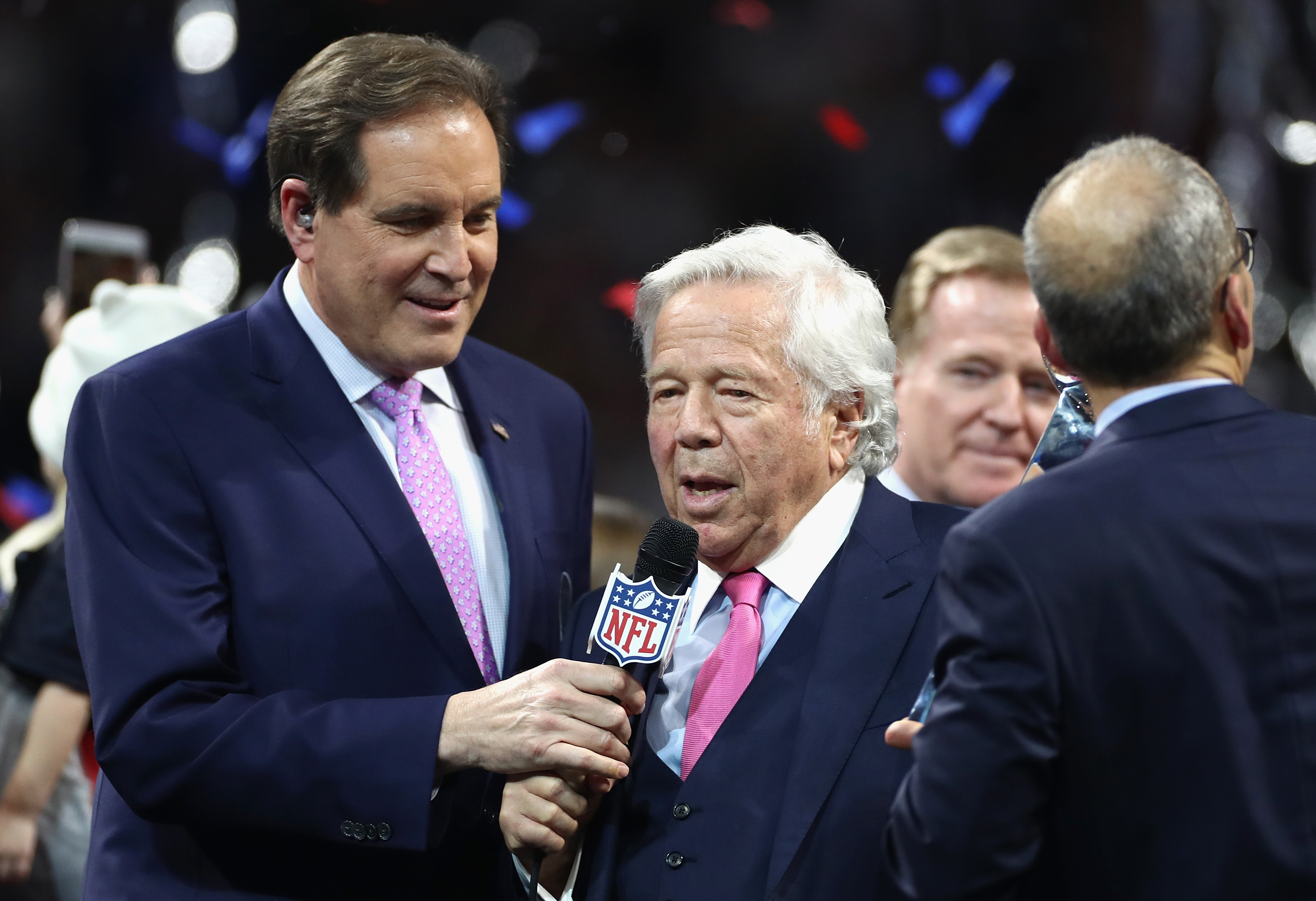 Prosecutors Offer to Drop Prostitution Charges Against Robert Kraft