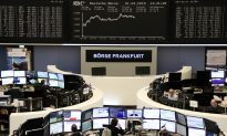 Auto Rally Powers European Stocks to Near Six-Month Peak
