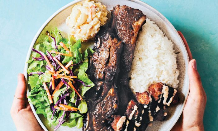 The plate lunch is Hawai'i's most iconic dish—and an enduring symbol of its colorful food culture. (Alana Kysar and Brooklyn Dombroski)