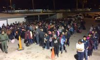 Border Agents Snag Over 400 Illegals In Span of 5 Minutes