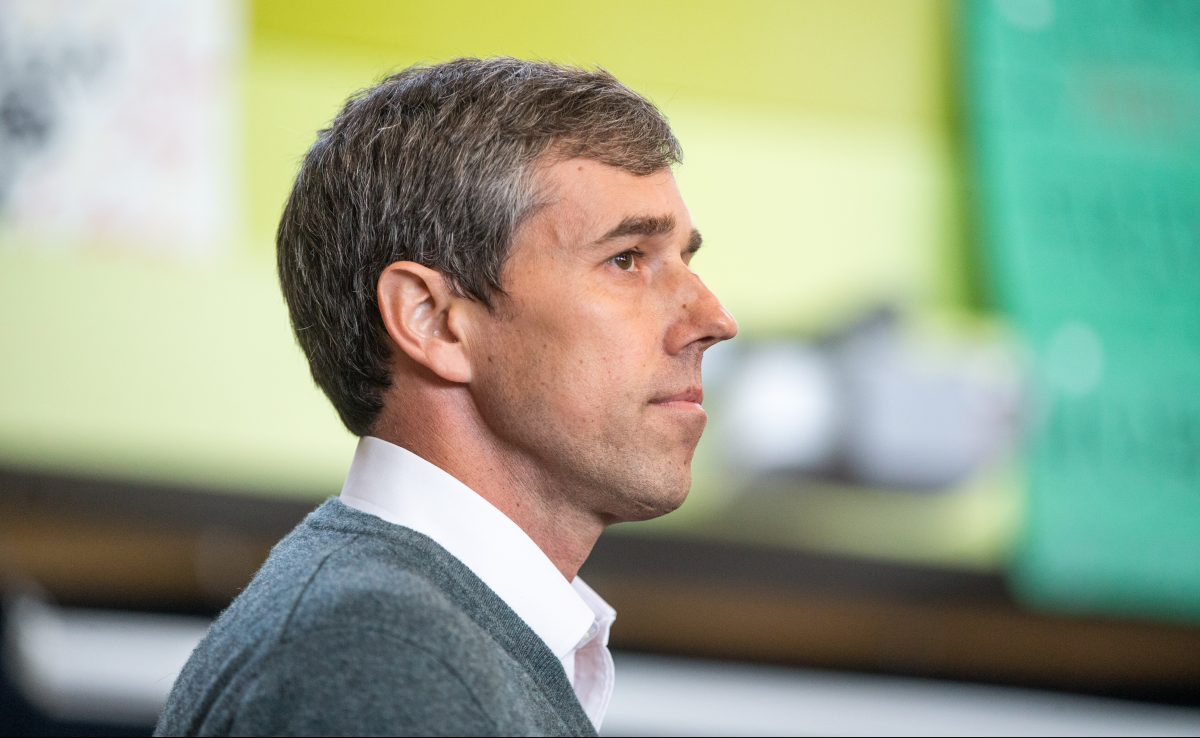 Beto O`Rourke Rules out Senate Run, Vows to...