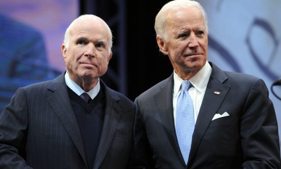 McCain Family to Support Biden Against Trump in 2020 Campaign