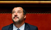 Italian Parliament Won't Lift Salvini's Immunity From Migrant Kidnapping Probe