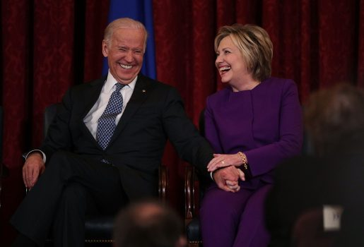 Biden May Launch With Abrams As VP Pick
