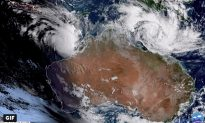 State of Emergency Declared as Cyclone Trevor Barrels Towards North of Australia