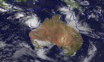 Cyclone Veronica Heads for Pilbara Coast