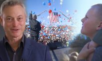 Gary Sinise Flies Over 1,000 Kids of Fallen Soldiers to the 'Happiest Place on Earth'