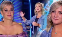 Widowed at 27, American Idol Contestant Leaves Judges in Tears with Her Original Song