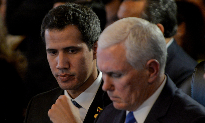 Chief of Staff to Venezuela's Guaidó Kidnapped by Maduro's Agents
