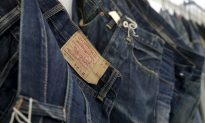 Levi Strauss Shares Surge 31 Percent in Stock Market Return