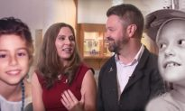 Couple Who Met 25 Years Ago As Children with Cancer Marry in Place They First Met