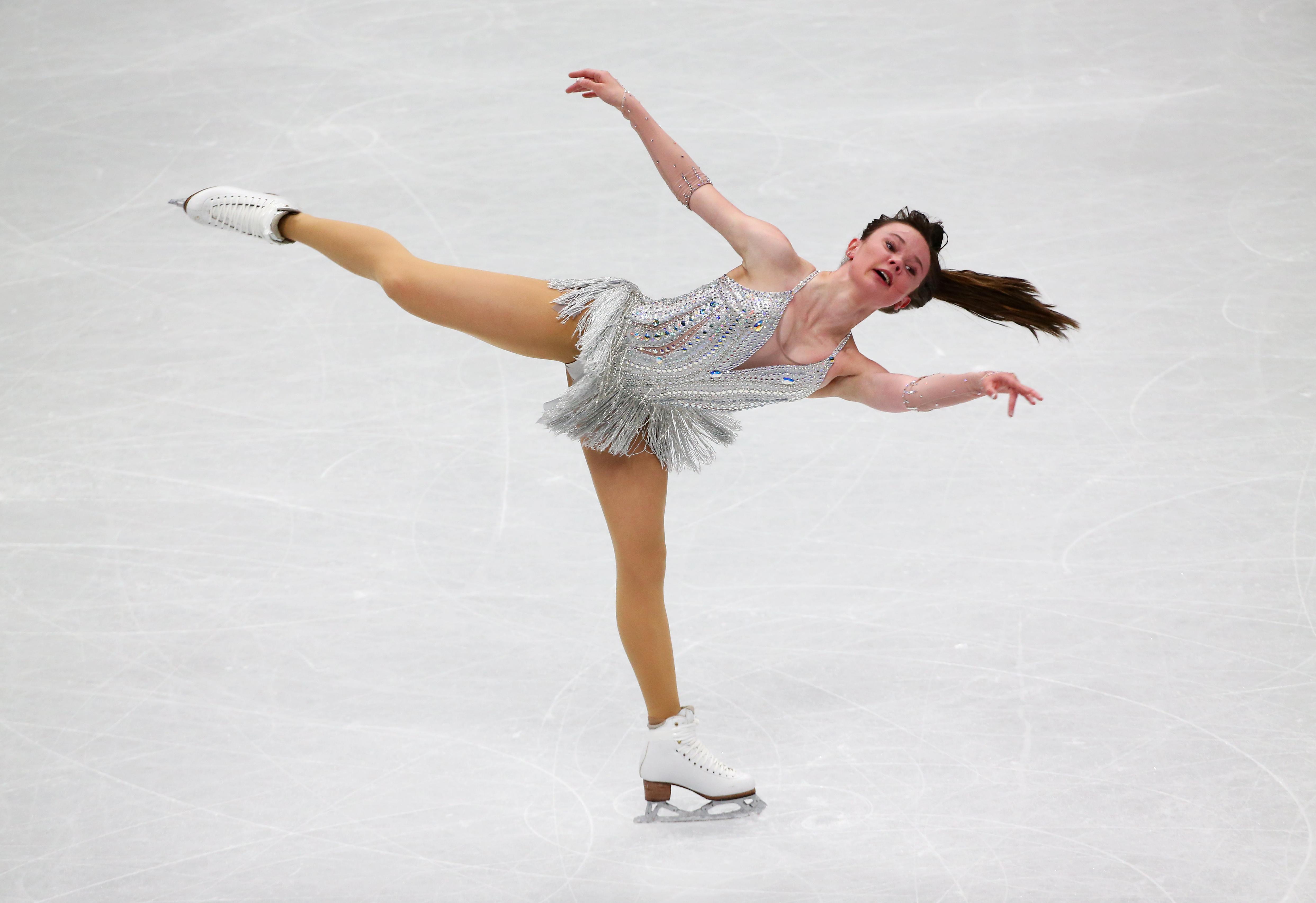 Figure Skating—World Figure Skating Championships