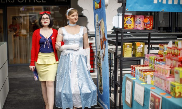 Disney Princess in Costume Wanted for $52K Nanny Job