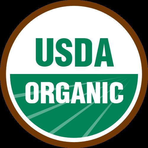 Certified Organic label