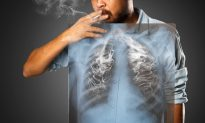 The Scary Effect That Smoking Has on Your Lungs Over Time