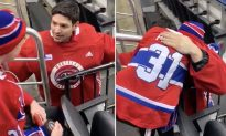 Montreal Canadiens Goalie Carey Price Comforts 11-Year-Old Who Lost His Mom To Cancer