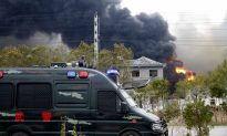 China Chemical Plant Blast Kills 62, Injures 640