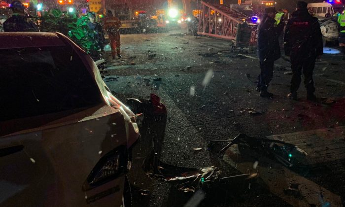 Man Standing in Middle of Road to Tests Wife's Love Gets Hit by Car