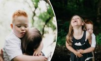 Photoshoot of 7-Year-Olds With Down Syndrome Will Show You What Pure Love Looks Like