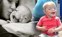 Mom Refuses to Abort Baby With Brain Outside Skull, Today He's a 6-Year-Old Full of Life