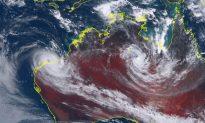 Red Alert as Cyclone Veronica Nears WA