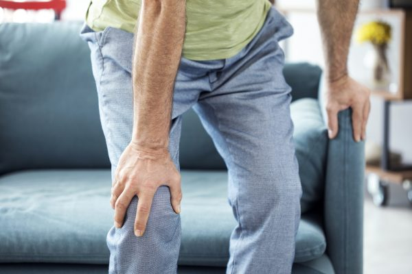 Sudden Numbness or Weakness of The Leg
