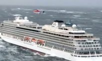 Viking Cruise Ship Reaches Norwegian Port Safely After Mayday Call