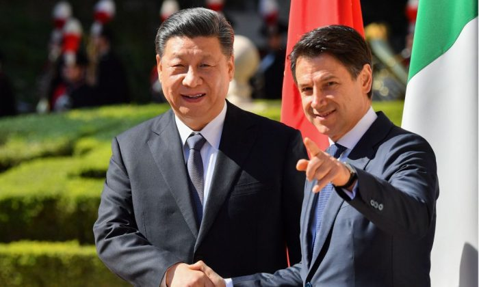 Italy Joins China's 'One Belt, One Road' Initiative Amid ...