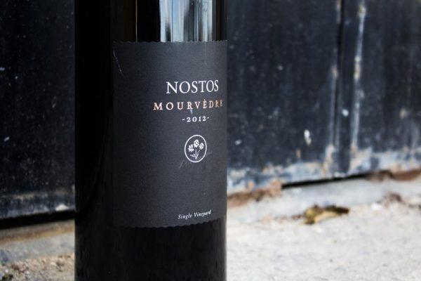Nostos Wines Manousakis Mourvèdre 2012