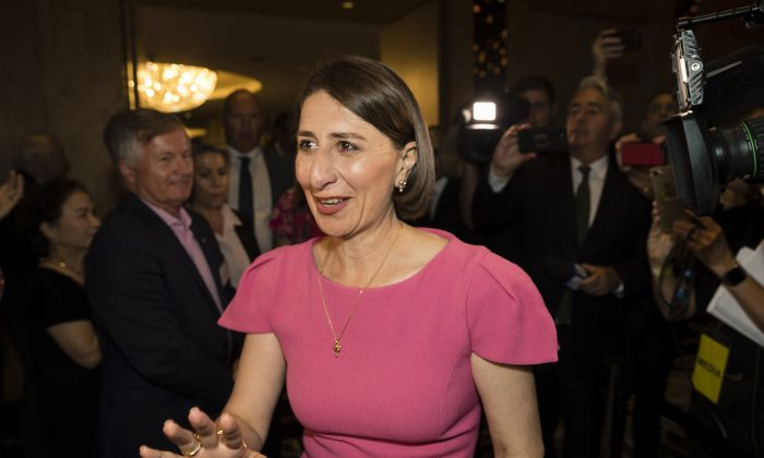Berejiklian Government Secures Majority in NSW