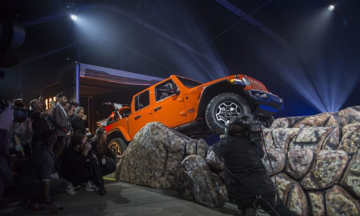 Jeep's New Gladiator Wants to Conquer the Pickup Truck Market