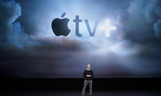 Apple Belatedly Jumps Into the Streaming TV Business