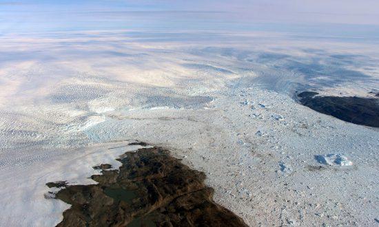 Key Melting Greenland Glacier Is Growing Again