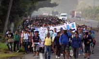 New Migrant Caravan Forms With 700 Cubans, Heads Towards U.S.
