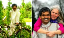 An Indian Man Cycled 10,000 Kilometers to be Reunited With His Swedish Lover