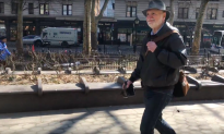 Aging in the City, Captured Through a Lens