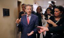 Sen. Paul: Trump Should Pardon Flynn, Foreign Intel Shouldn't Be Used Against Americans