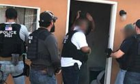 ICE Bust Discovers Over 50 Illegal Aliens in Overcrowded 'Stash House'