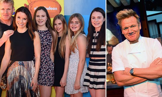 Gordon Ramsay Tells His Parenting Secret How He Keeps His Children from Being Spoiled