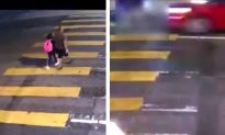 Police Release Video of Los Angeles Hit-and-Run in Bid to Identify Driver