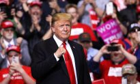 'They Have to Be Accountable:' Trump Calls Out Collusion Creators at Michigan Rally