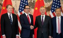 US, China Hold 'Constructive' Trade Talks in Beijing