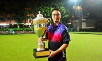 Tony Cheung Wins Inaugural CCC Masters