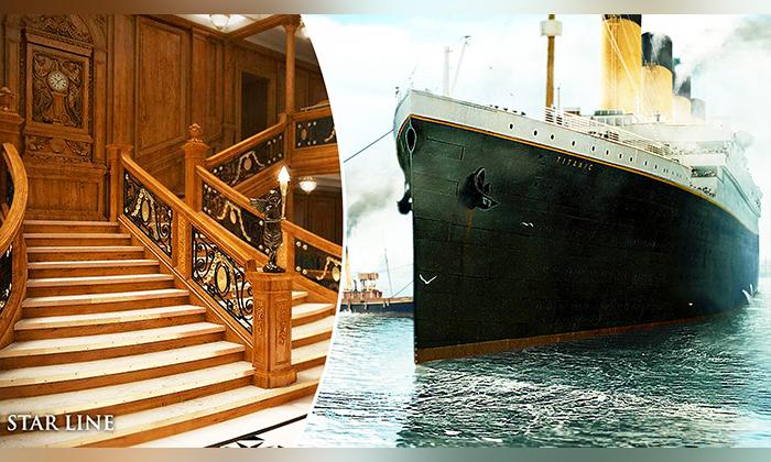 Titanic live again