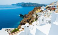Greek Island Paradise Boasts Sparkling Beaches and a No-Cigarette Environment