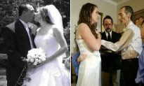 Wife Renews Vows With Husband in a Touching Ceremony, Days Before He Passes Away