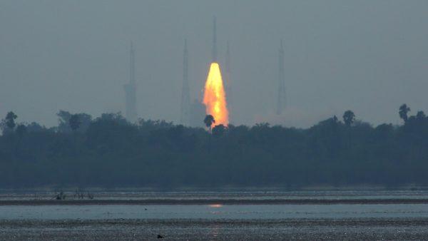India satellite launch 1