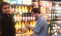 Young Grocery Clerk Who Let Teen With Autism Stock Shelves Gets Over $100K for College & a Car