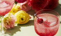 3 Edible Flower-Infused Drinks for Morning, Day, and Night