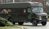 Shelter Dog Leaps into a Random UPS Driver's Truck, and His Life is Forever Changed